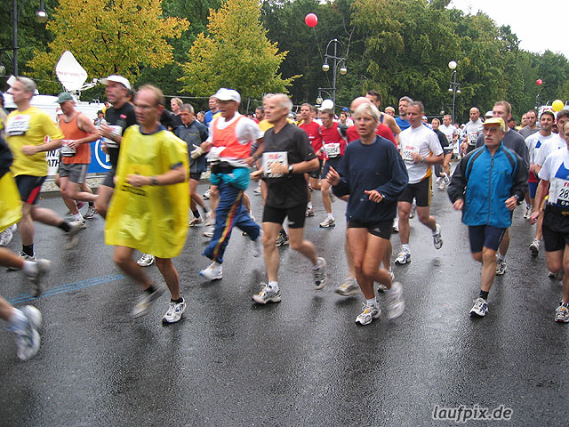 Berlin Marathon 2004 - 66