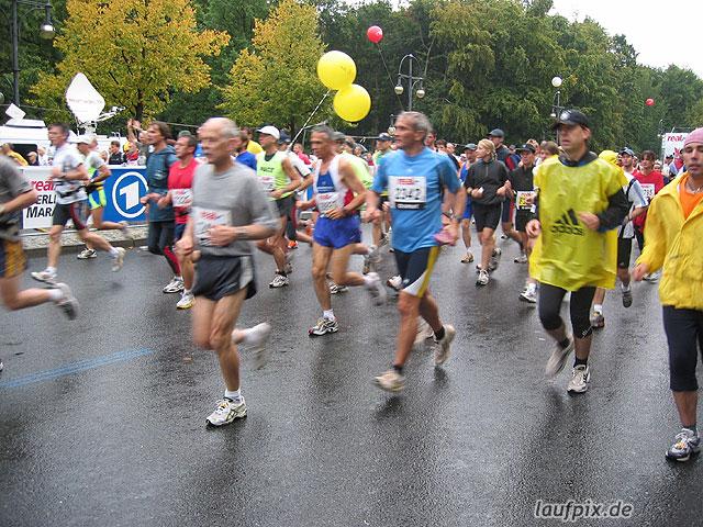 Berlin Marathon 2004 - 69