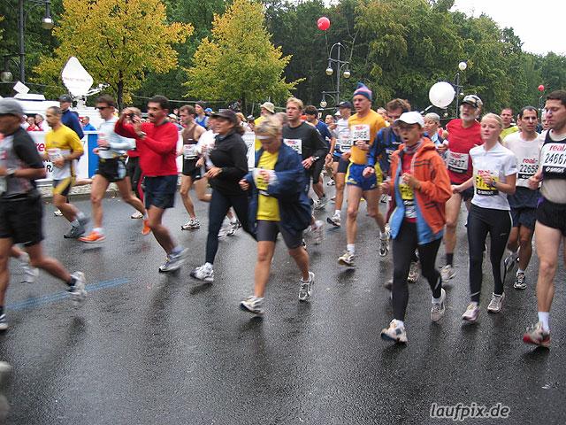 Berlin Marathon 2004 - 71