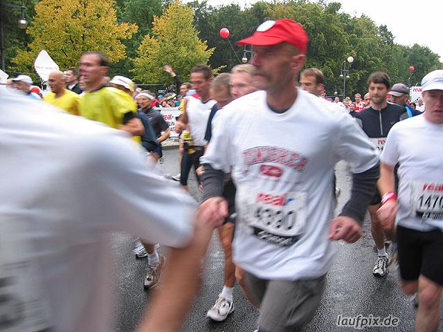 Berlin Marathon 2004 - 72