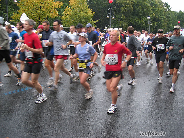 Berlin Marathon 2004 - 80