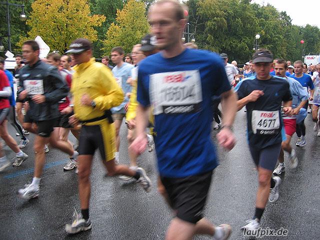 Berlin Marathon 2004 - 92