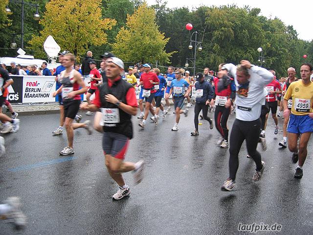 Berlin Marathon 2004 - 100