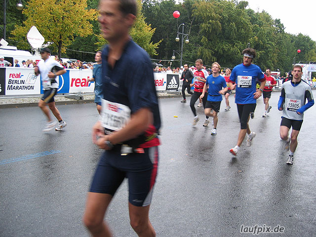 Berlin Marathon 2004 - 115