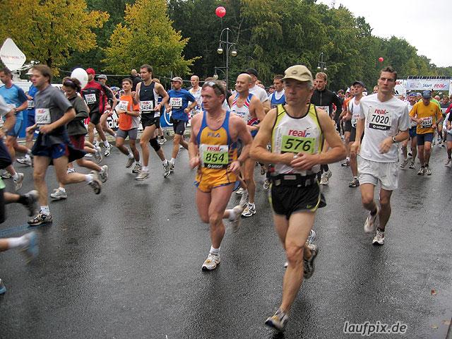 Berlin Marathon 2004 - 131