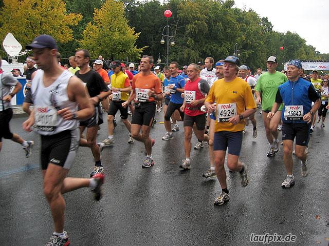 Berlin Marathon 2004 - 132