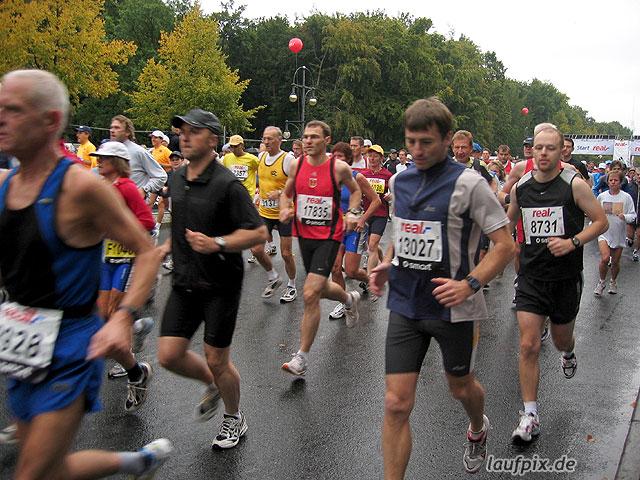 Berlin Marathon 2004 - 134