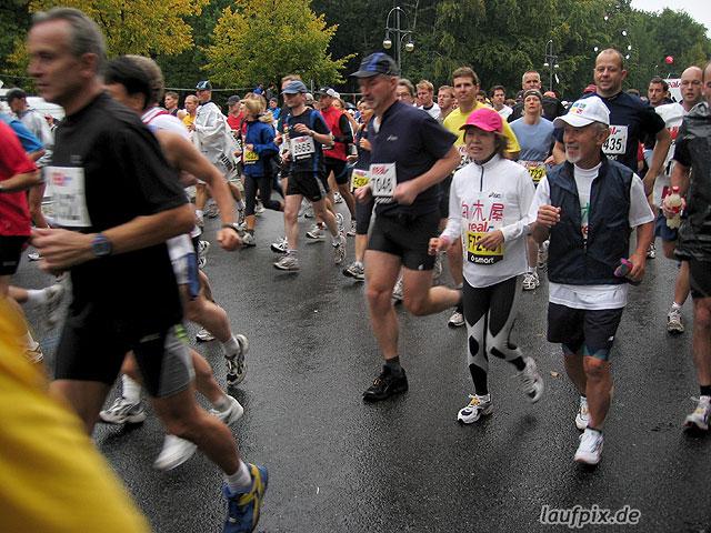 Berlin Marathon 2004 - 170