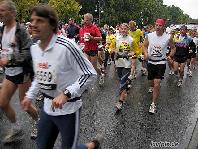 Berlin Marathon 2004 - 182
