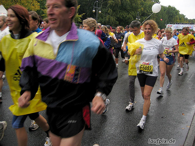 Berlin Marathon 2004 - 183