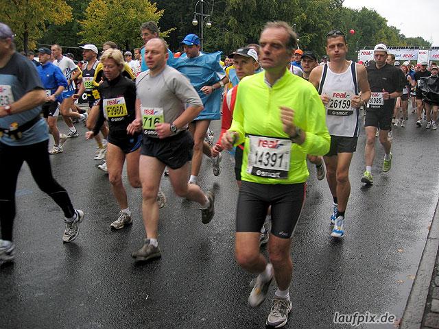 Berlin Marathon 2004 - 210