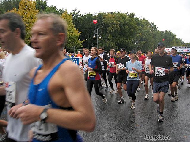 Berlin Marathon 2004 - 230