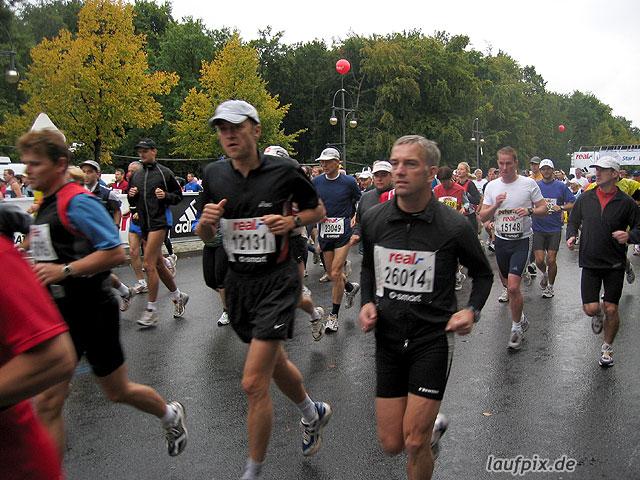 Berlin Marathon 2004 - 240