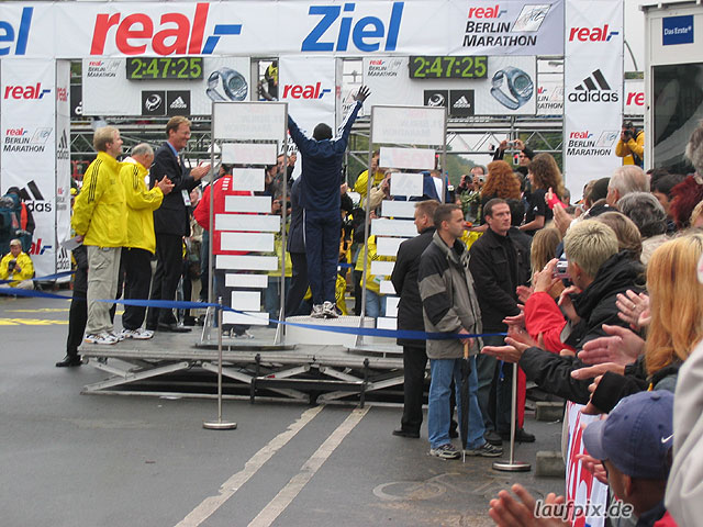 Berlin Marathon 2004 - 391