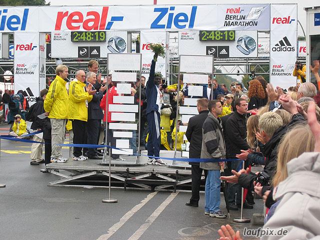 Berlin Marathon 2004 - 394