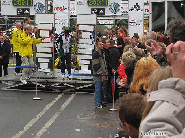 Berlin Marathon 2004 - 404