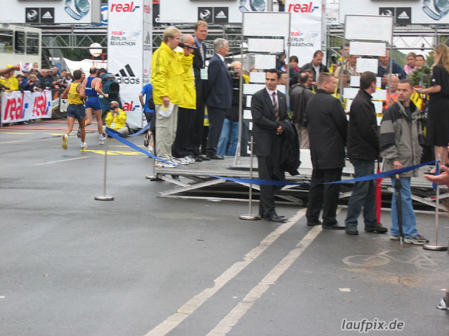 Berlin Marathon 2004 - 432