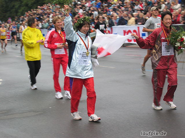 Berlin Marathon 2004 - 459
