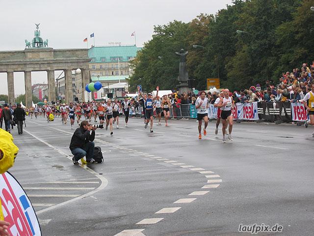 Berlin Marathon 2004 - 467