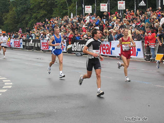 Berlin Marathon 2004 - 480