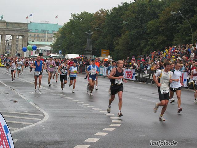 Berlin Marathon 2004 - 498