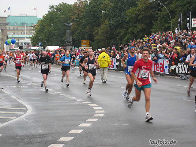 Berlin Marathon 2004 - 506