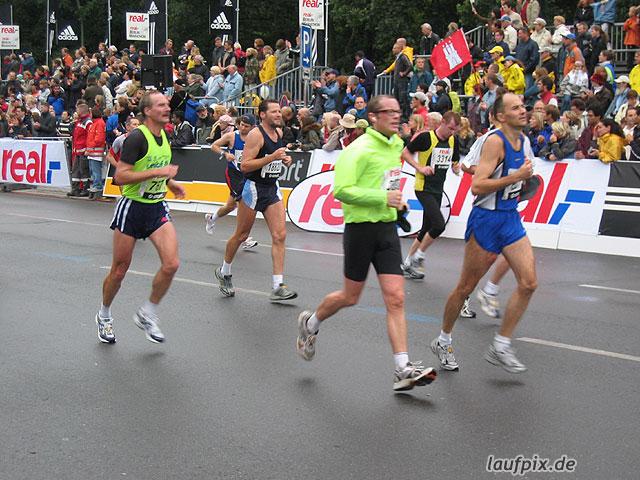 Berlin Marathon 2004 - 542