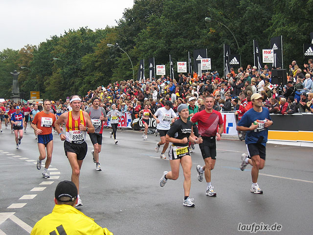 Berlin Marathon 2004 - 548