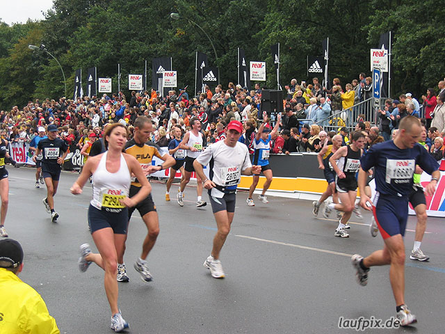 Berlin Marathon 2004 - 556