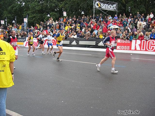 Berlin Marathon 2004 - 574