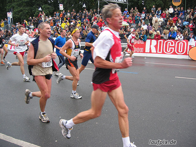 Berlin Marathon 2004 - 582