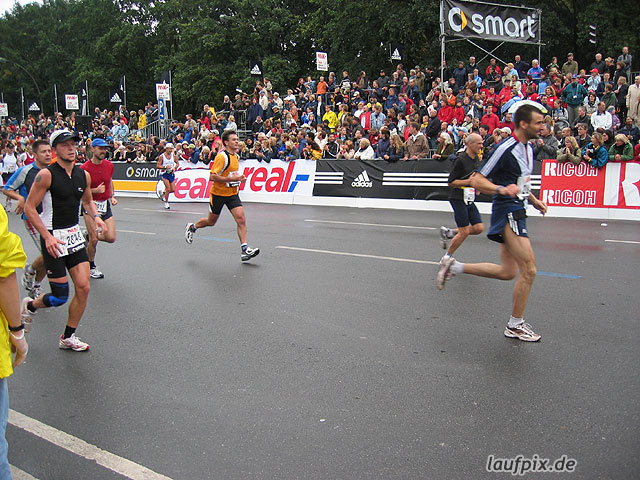 Berlin Marathon 2004 - 589