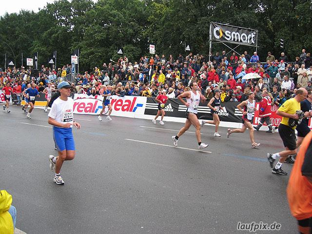 Berlin Marathon 2004 - 591