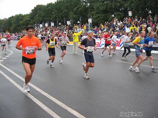 Berlin Marathon 2004 - 596