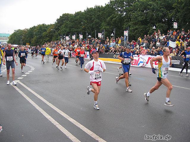 Berlin Marathon 2004 - 599
