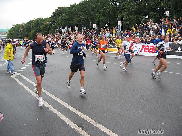 Berlin Marathon 2004 - 600