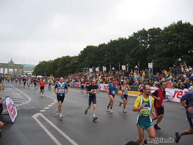 Berlin Marathon 2004 - 602