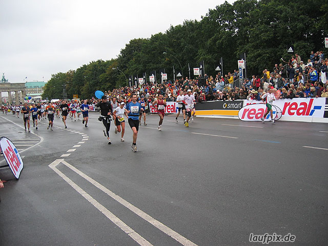 Berlin Marathon 2004 - 606