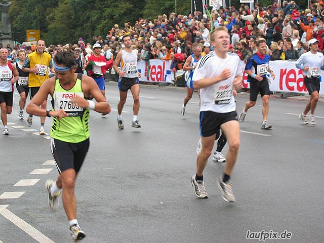 Berlin Marathon 2004 - 610