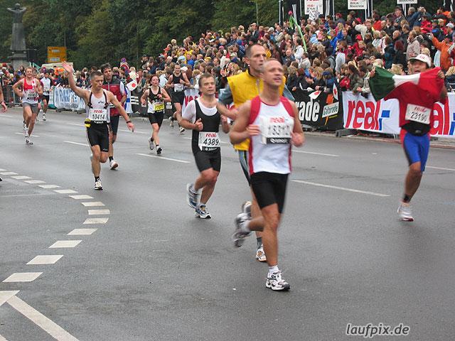 Berlin Marathon 2004 - 611