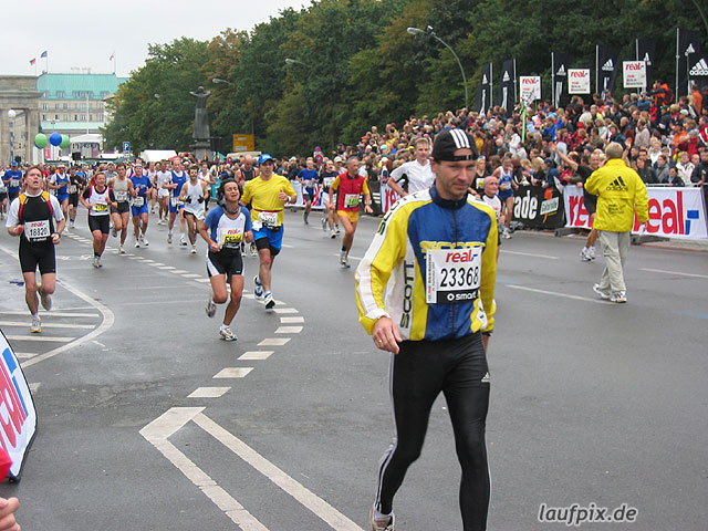 Berlin Marathon 2004 - 614
