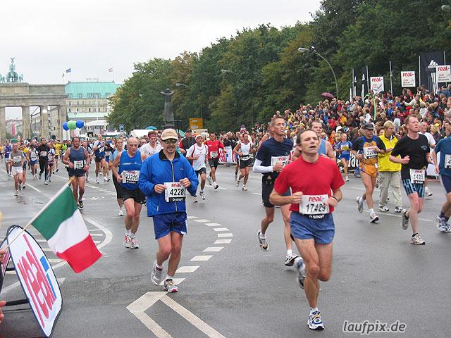 Berlin Marathon 2004 - 618