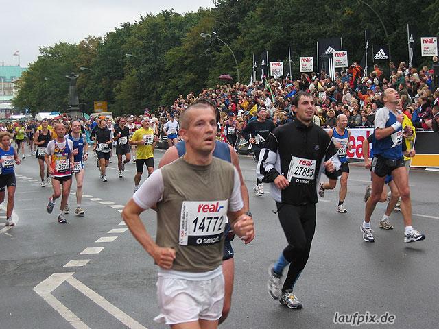 Berlin Marathon 2004 - 619