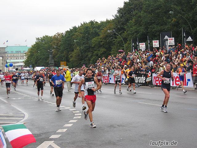 Berlin Marathon 2004 - 623