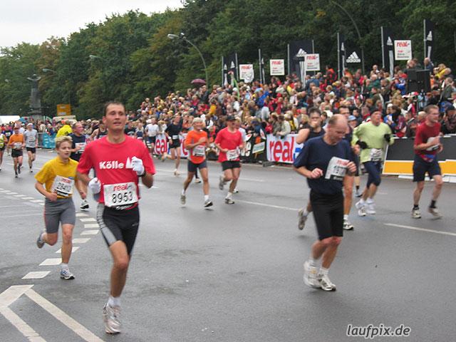 Berlin Marathon 2004 - 624