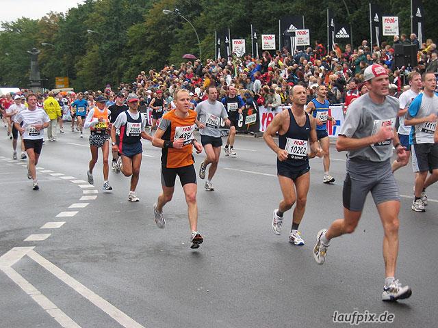 Berlin Marathon 2004 - 626