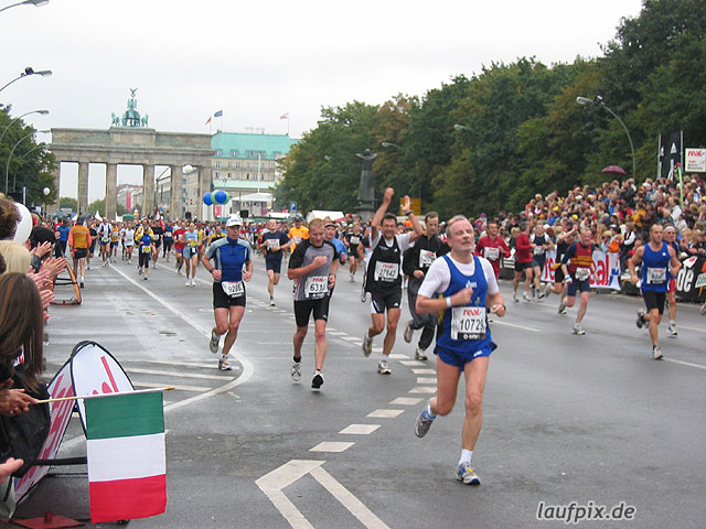 Berlin Marathon 2004 - 633