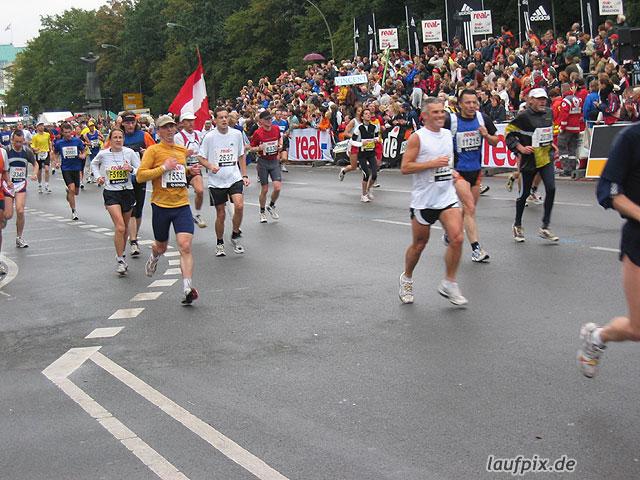 Berlin Marathon 2004 - 636