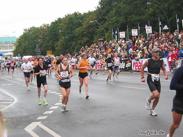 Berlin Marathon 2004 - 642