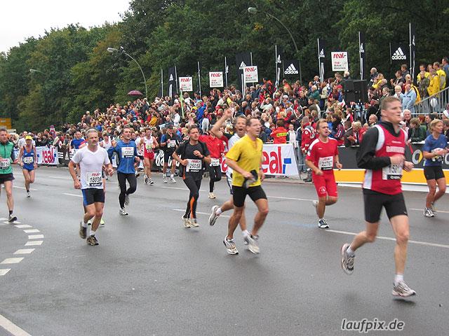 Berlin Marathon 2004 - 644